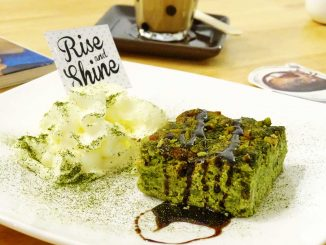 Brownie_green_tea