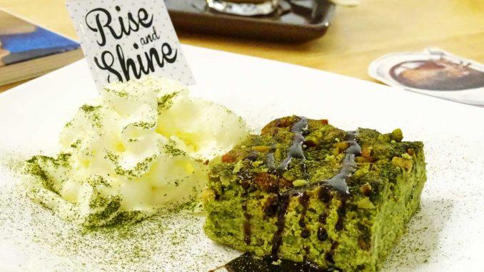 Brownie_green_tea